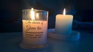 Scented Candles are a popular line for a Home Based Candle Making Business